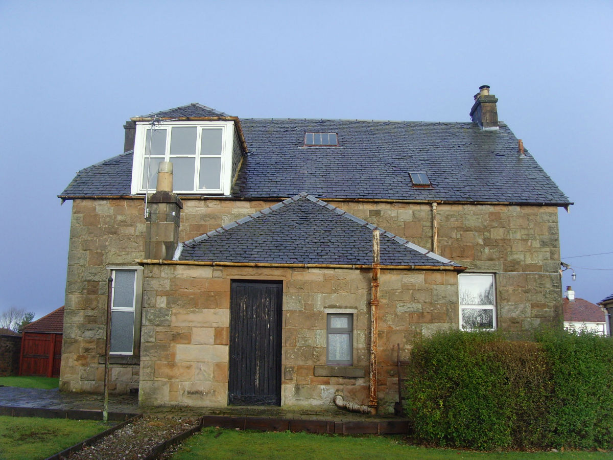 Cowie House_Existing