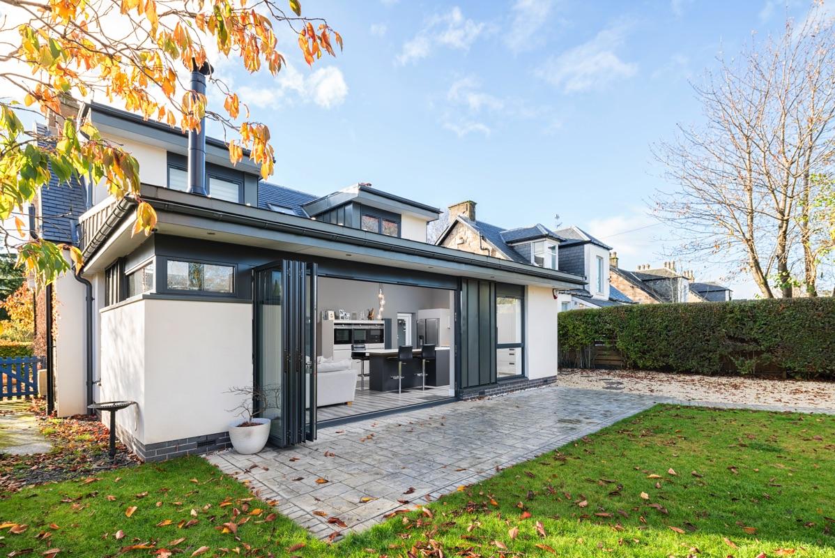 Architects Kirkintilloch McEntee House 1
