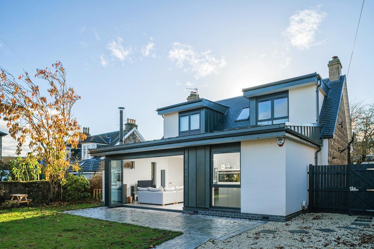 Architects Kirkintilloch McEntee House 2
